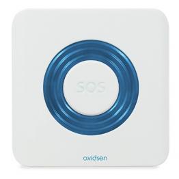 Sirena indoor wireless supplementare per kit allarme 127055 ,100731 e 100720