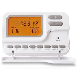 Cronotermostato digitale programmabile a display LCD
