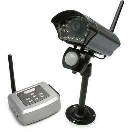 Kit camera wireless digitale a colori