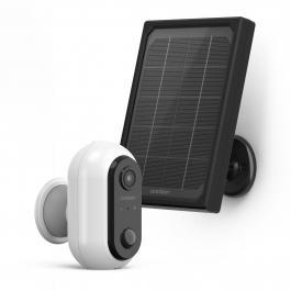 telecamera IP WI-FI autonoma solare