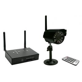 KIT DI VIDEOSORVEGLIANZA IP DIGITAL WIRELESS