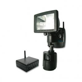 Kit de vidéosurveillance sans fil couleur