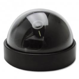 Telecamera a cupola finta di sorveglianza