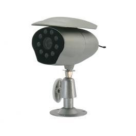 Videocamera di sorveglianza digitale wireless aggiuntiva - a colori
